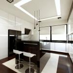 projekty wnętrz styl nowoczesny
