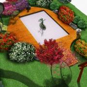 projektant ogrodu Niewielka działka
