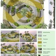 projekt ogrodu zieleniec